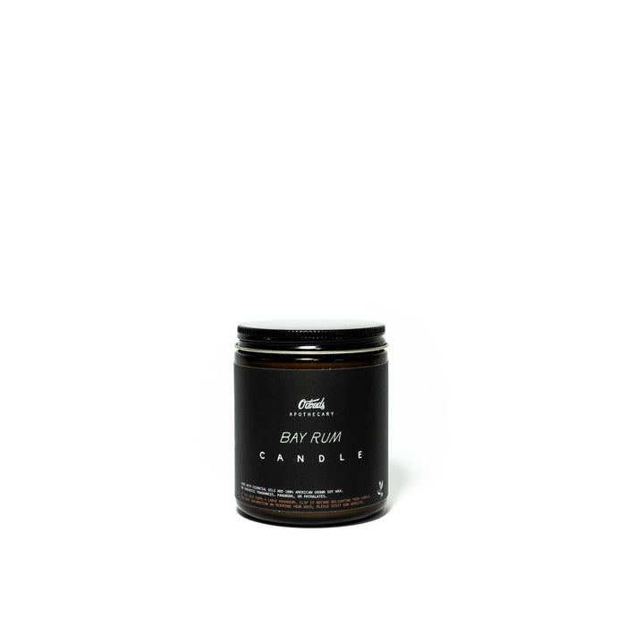 Bay Rum Candle Clean Burning