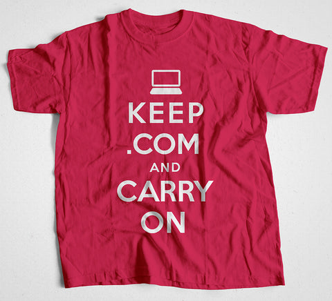 Keep .Com and Carry On