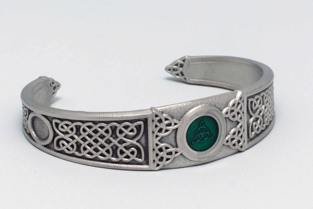 Irish Charm Bangle
