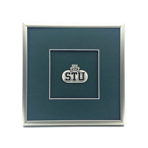 Framed STU Ornament
