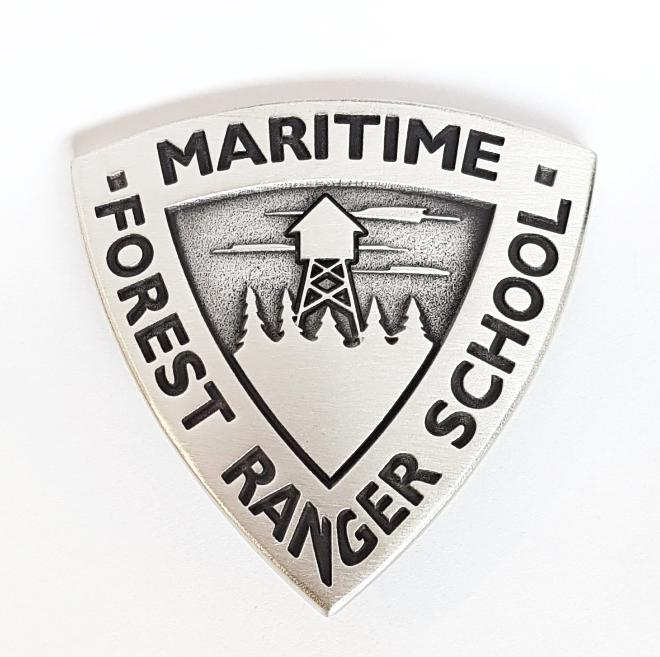 Maritime Forest Rangers Belt Buckle