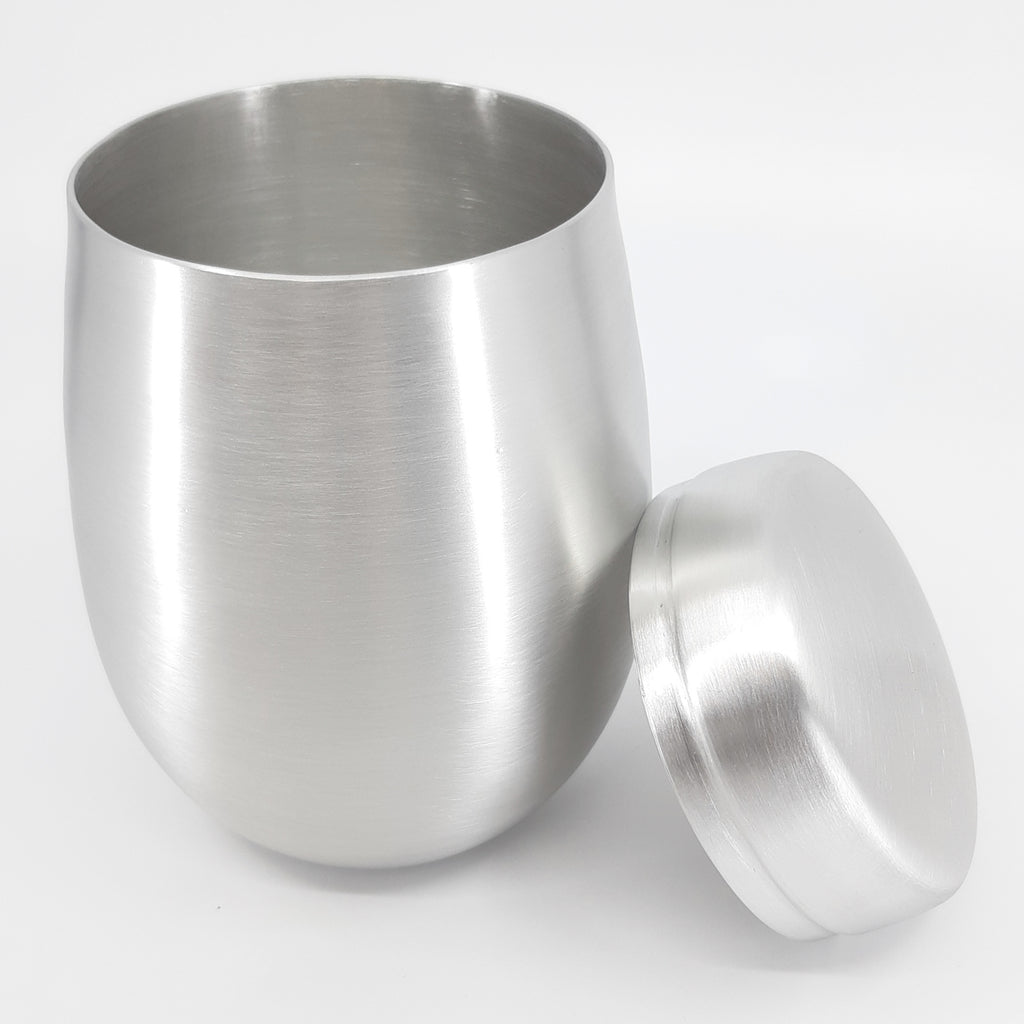 Pewter Pet Urn (Large)