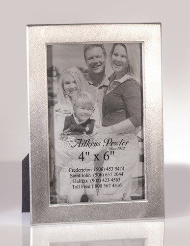 Frame - 4x6 Satin Textured