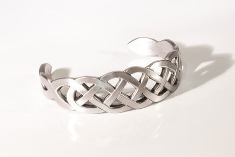 Celtic Interlace Bangle
