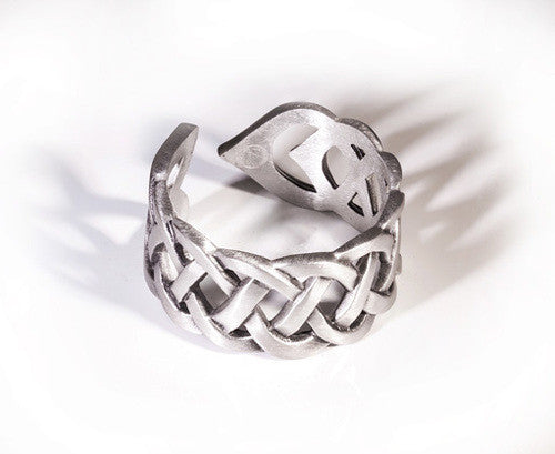 Celtic Pewter Napkin Ring
