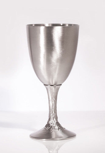 Charleston Pewter Goblet