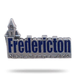 City of Fredericton Lapel Pin