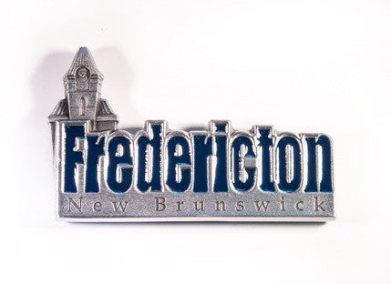Fredericton Magnet