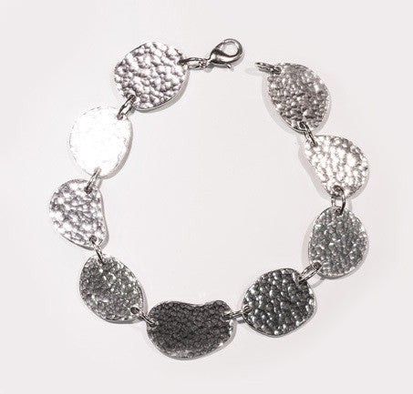 Martillo Pewter Bracelet