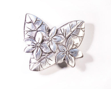 Mayflower Pewter Brooch