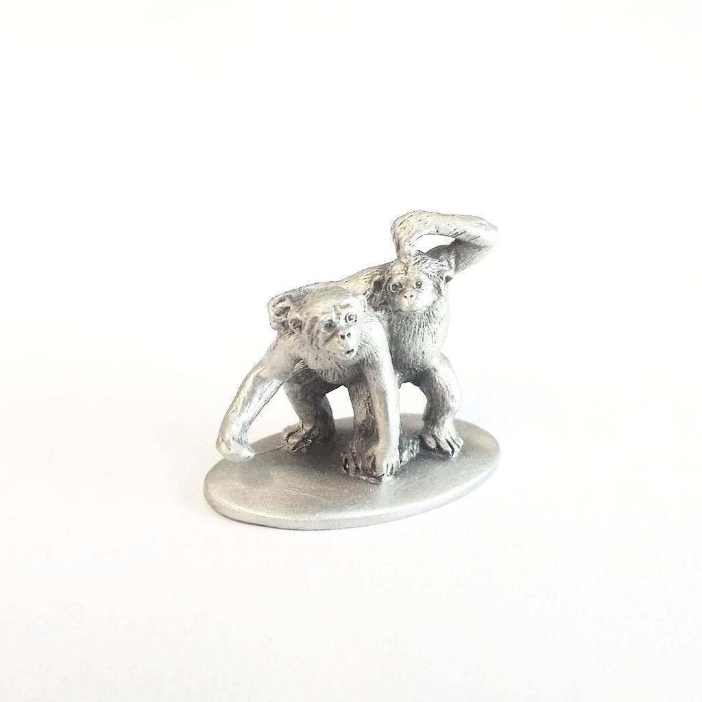 Monkey Pair Miniatures