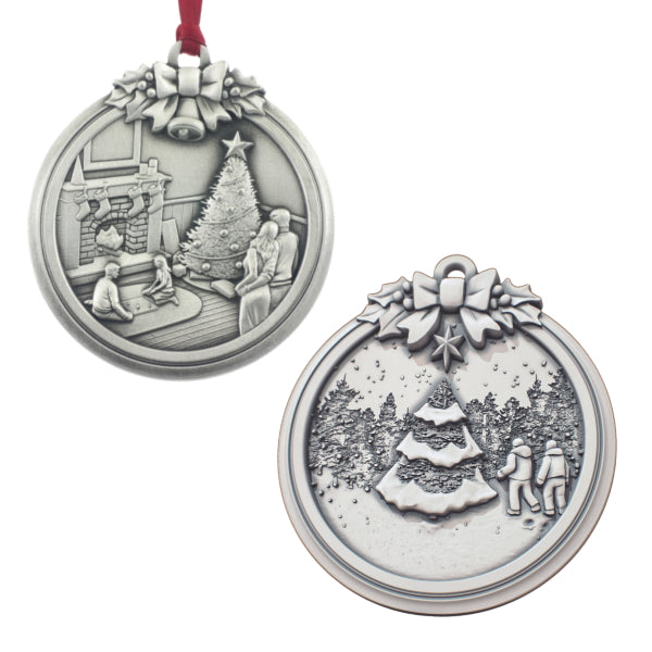 2017 & 2018 Annual Ornament Collection