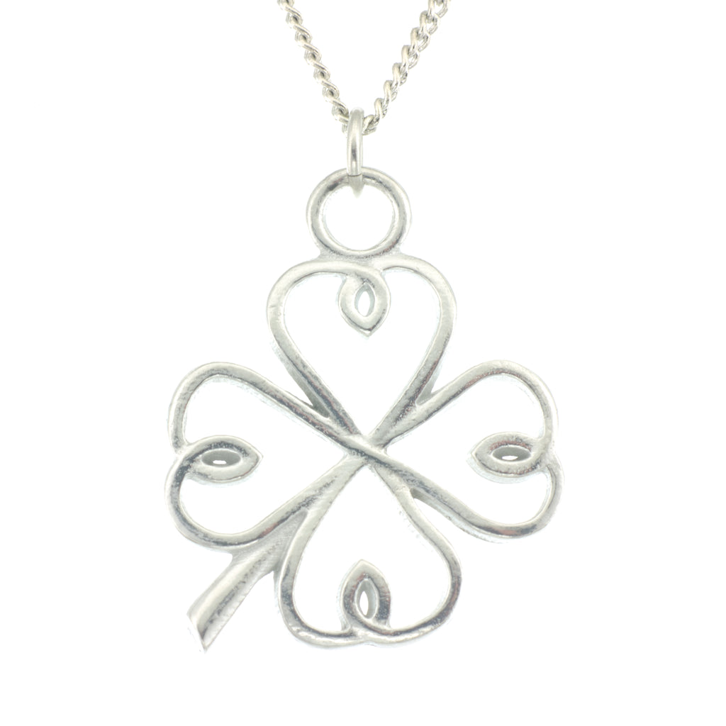 Celtic Luck Pendant