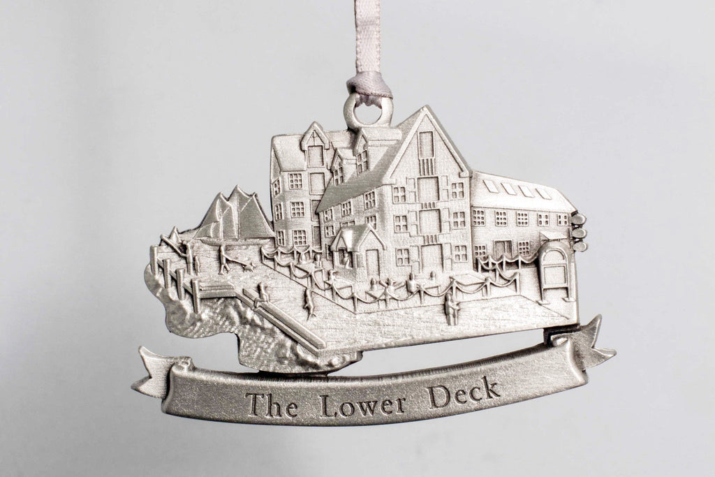 The Lower Deck Ornament