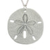 Large Sand Dollar Pendant