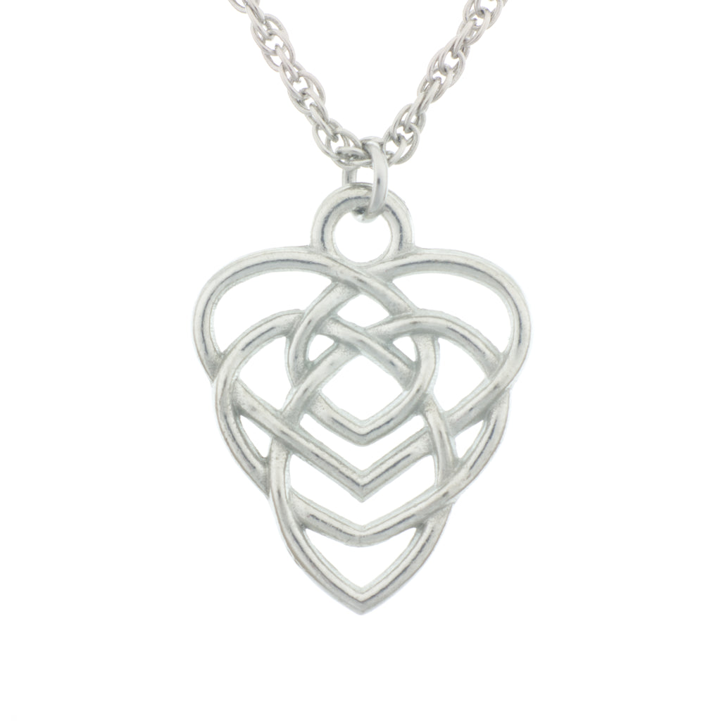celtic motherhood knot gifts chinaberry necklace to l