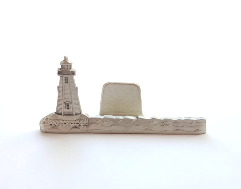 Small Lighthouse Business Card Holder