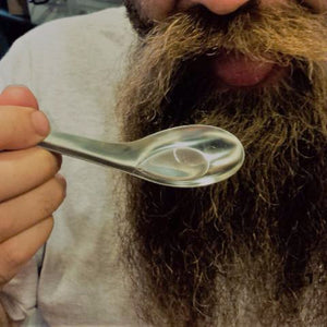 Beard Safe Spoon
