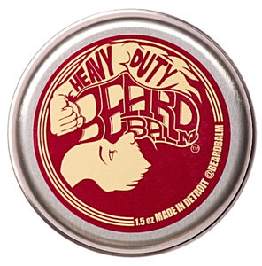 Heavy Duty Beard Balm