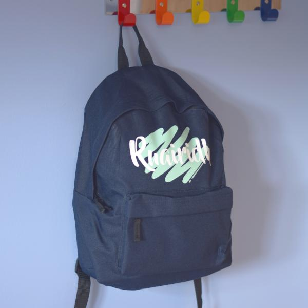 4c2e2b162c SCRIBBLE Backpack - Childrens   Toddler   Kids   Baby   Boy or Girl    Personalised with Name   For Nursery School Bag