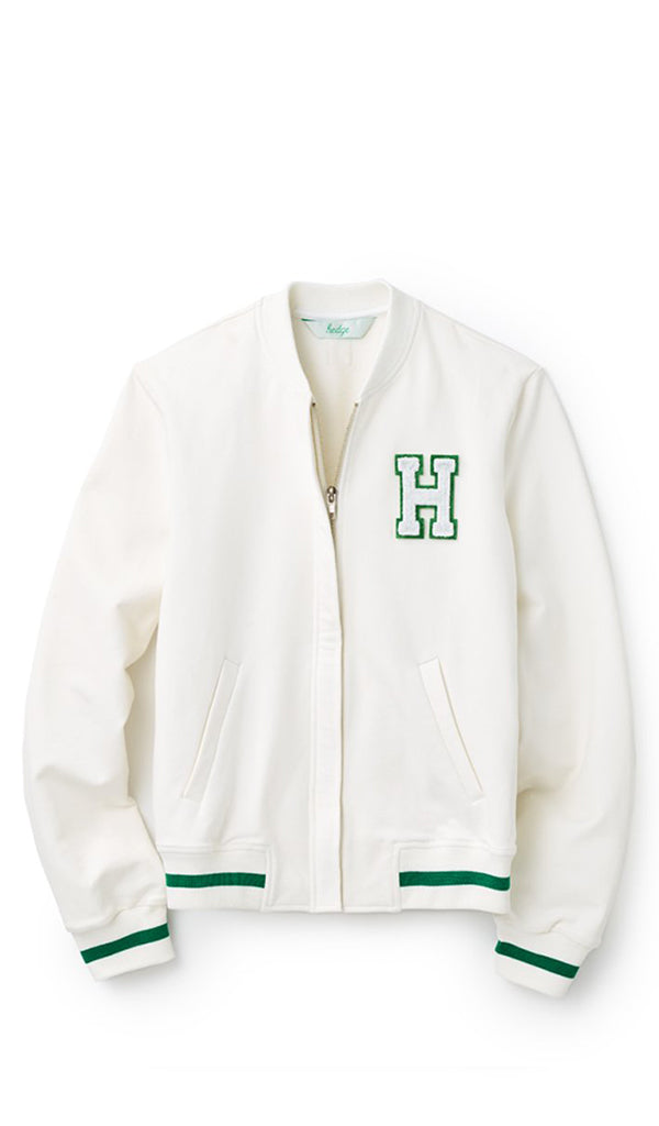 Vale Varsity Jacket - HEDGE