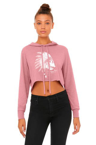 W.C Jungle Chief - Womens Crop Top
