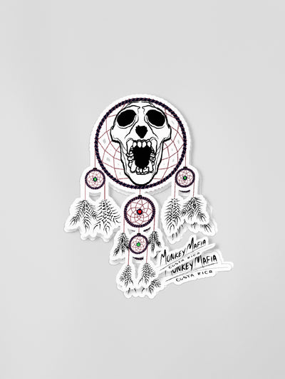 Dream Catcher - Diecut Sticker