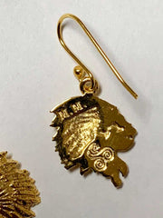 G/P W.C Jungle Chief Earing