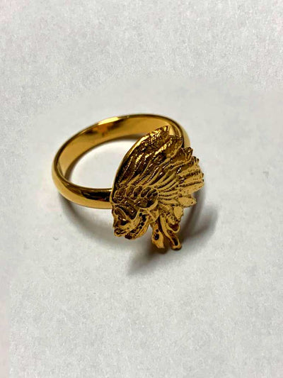 G/S W.C Jungle Chief Ring