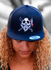 N.M. CLASSIC TRUCKER BLACK - Snap back - MONKEY MAFIA © 2012 - 2019