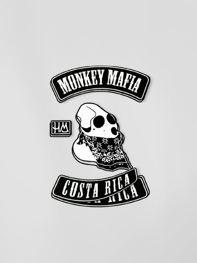 O.M Rocker - Diecut Sticker