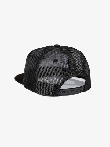 W.C Jungle Chief Foam Trucker Black - Snap back