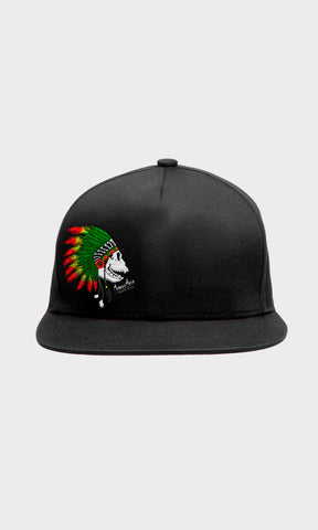 W.C Jungle Chief MM/CR Flec-Fit Snap Back