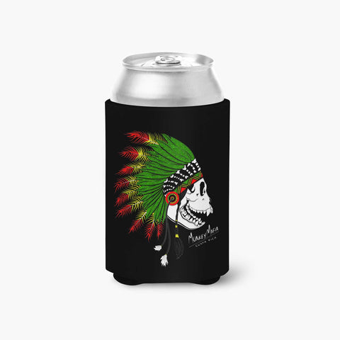 W.C Jungle Chief Koozie