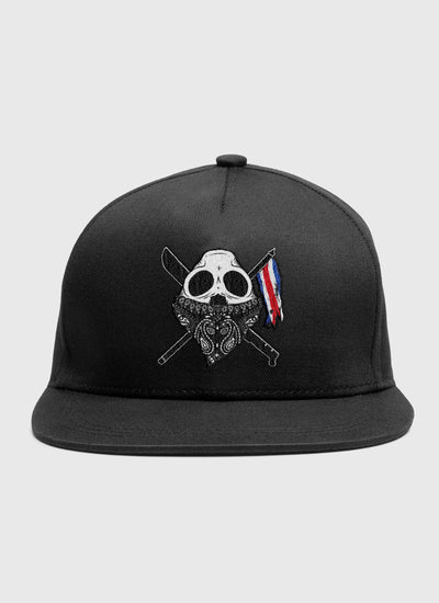 N.M Classic Trucker Black - Snap back