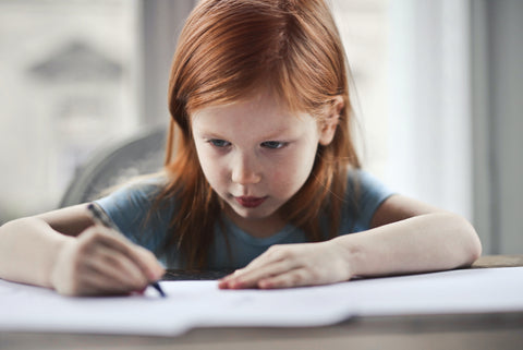 Journaling Can Benefit Your Child