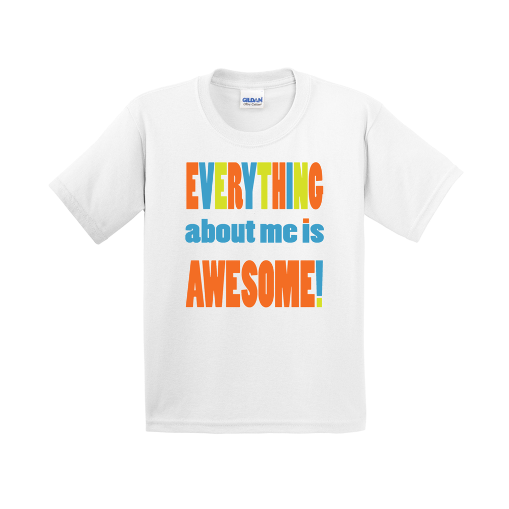 T-Shirt - Everything Awesome