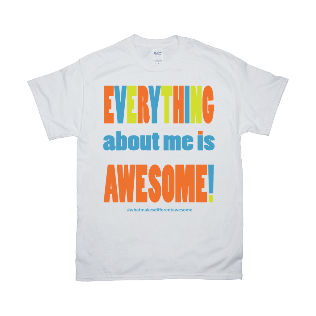 T-Shirt - Everything Awesome - Adult