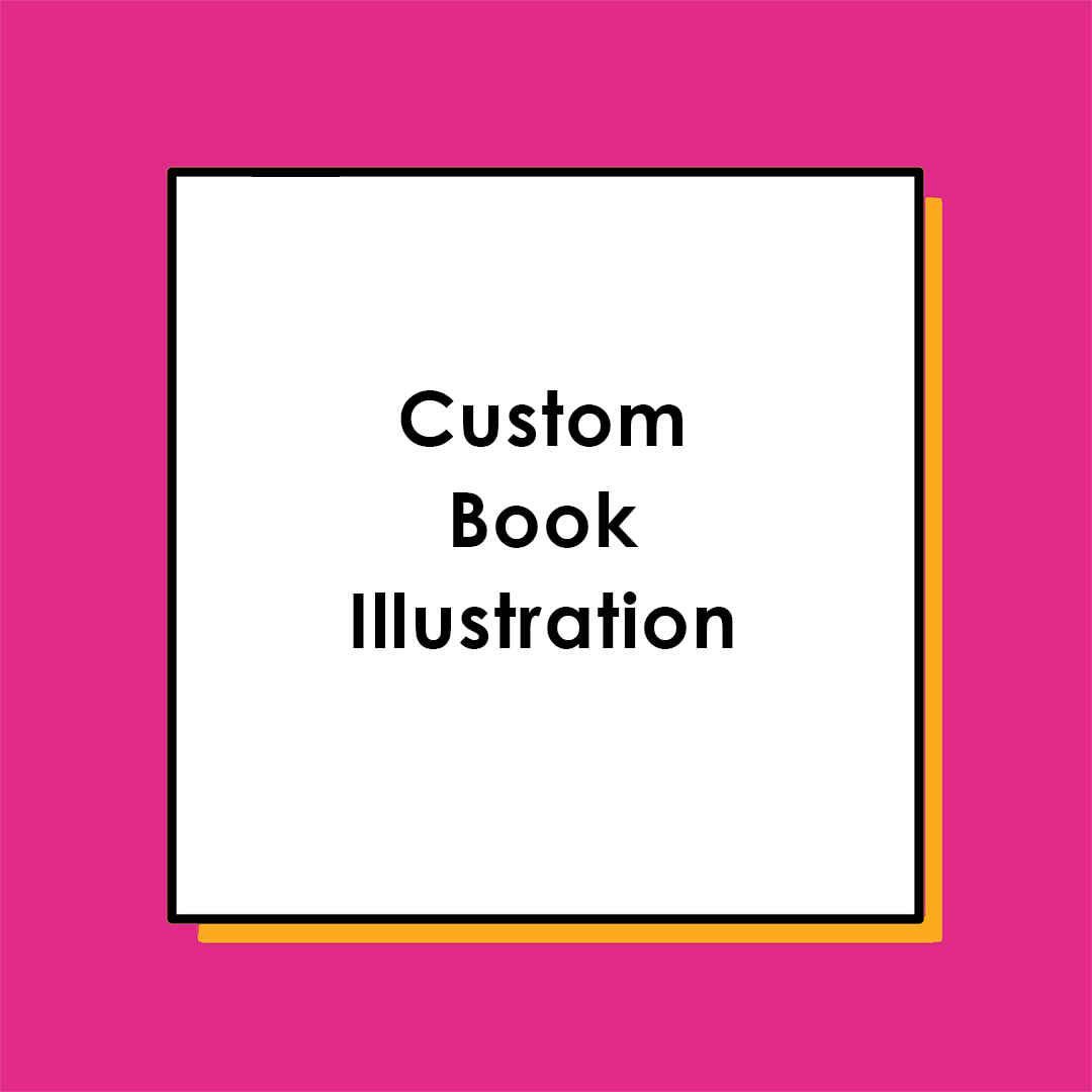 Custom Book Illustration