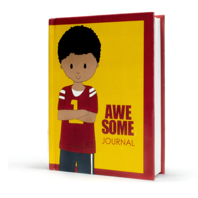 Hard Cover Journal: AWESOME Boy