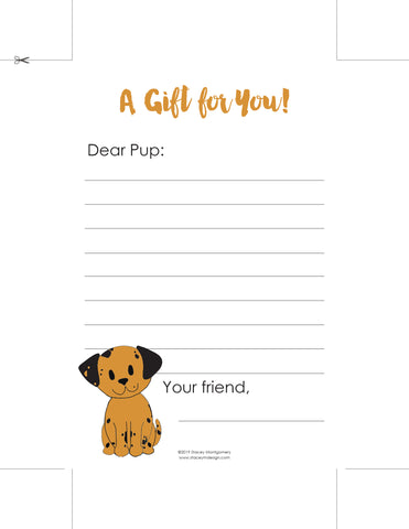 Free Download- Gift for Pup