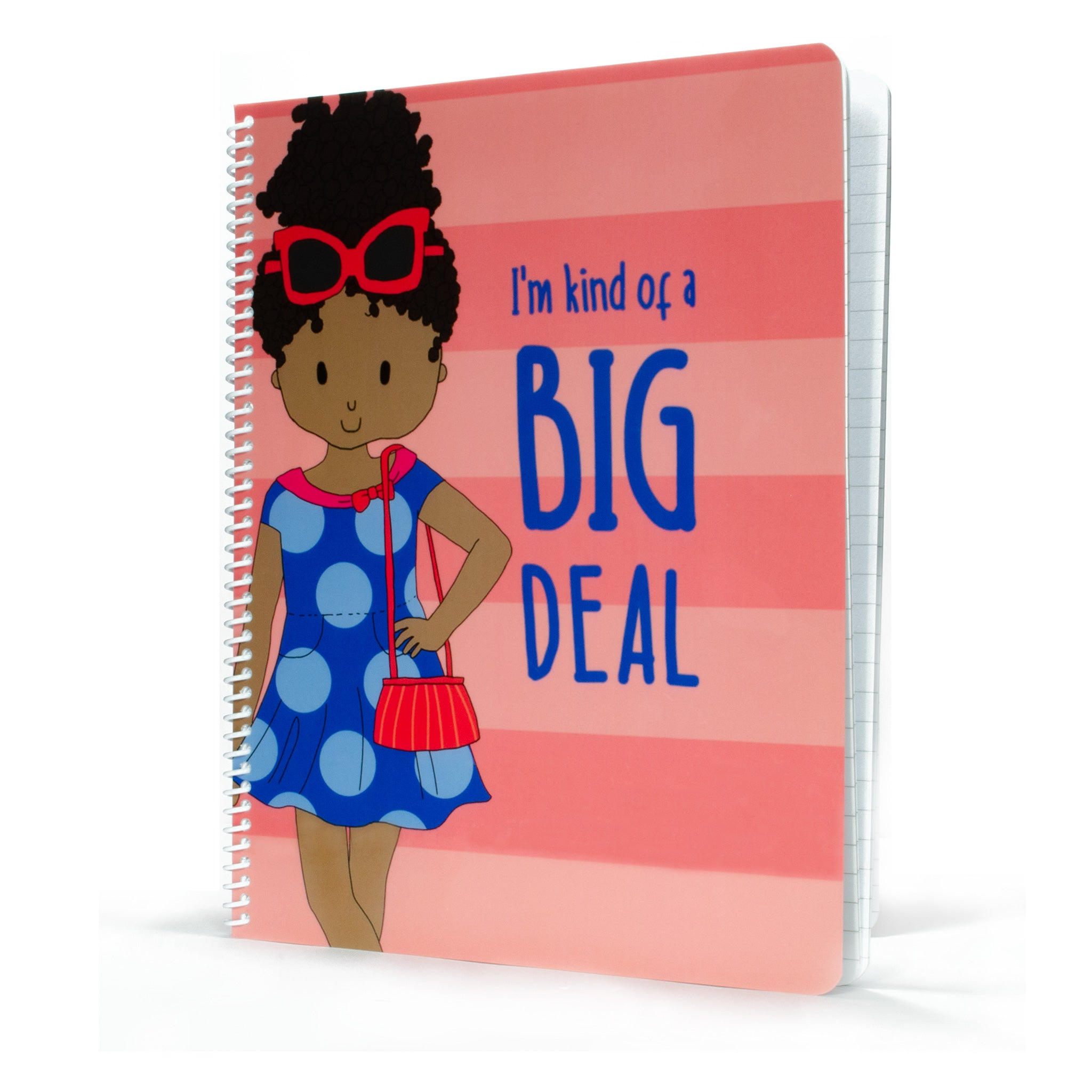 Spiral Notebook - Big Deal