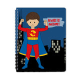 Always Be Awesome Spiral Notebook - Stacey M Design