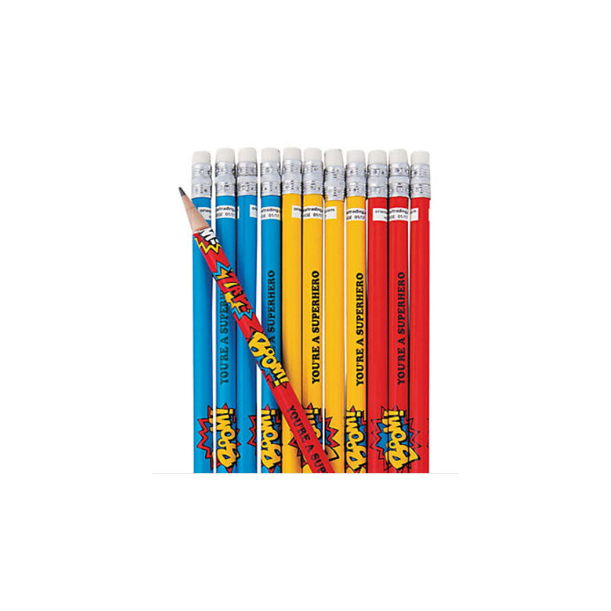 Pencil- What's Your Super Power?