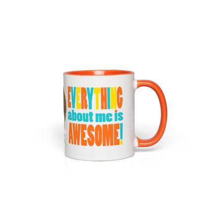 Mug - Super Me! Everything About Me Is Awesome