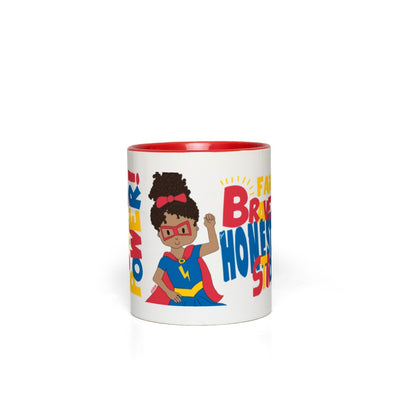 Girl power mug by Stacey M Design