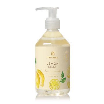 Lemon Leaf Hand Wash by Thymes