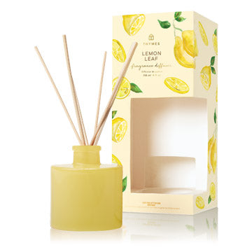 Lemon Leaf Fragrance Diffuser by Thymes