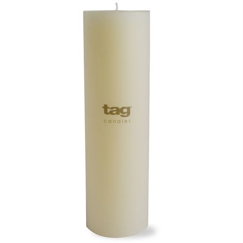 Chapel Candle- Ivory 3x10 Pillar by Tag