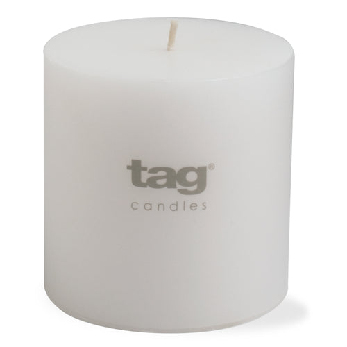 Chapel Candle- 4x4 Pillar by Tag